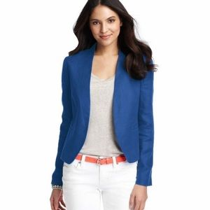 Loft Ann Taylor Royal Blue Blazer